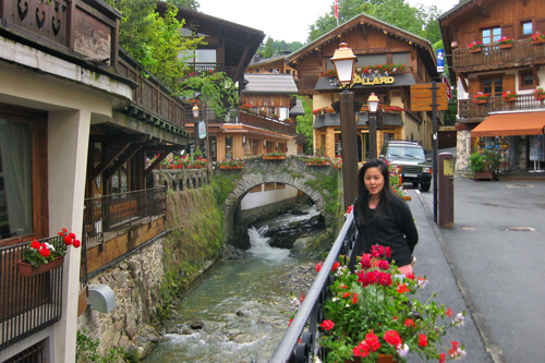 Megeve Bridge