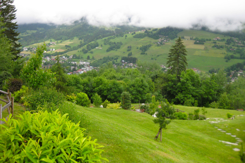 Megeve Valley