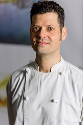Tasting Counter - Chef Peter Ungar